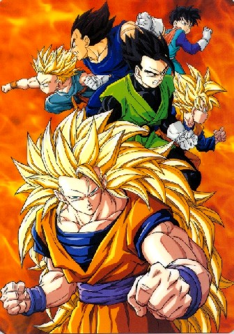 Dragonball GT Ep.2. Dragonball Z Anime Wallpaper #70 super mega post de